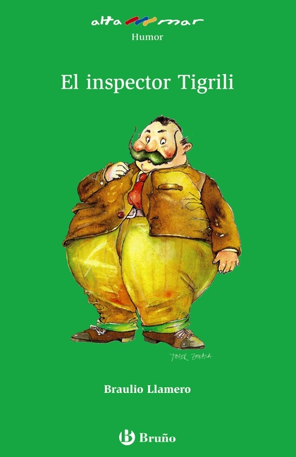 EL INSPECTOR TIGRILI, ESO, 1 CICLO