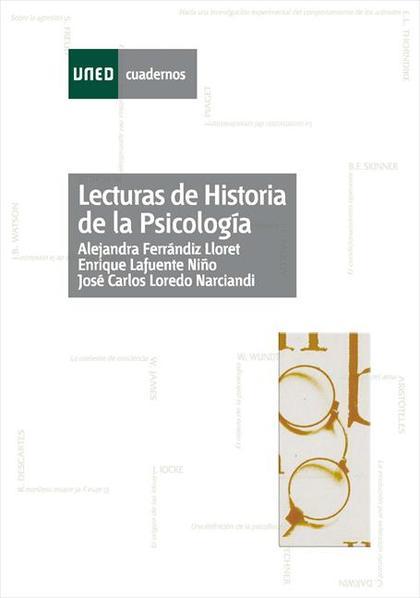 LECTURAS DE HISTORIA DE LA PSICOLOGÍA