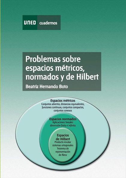PROBLEMAS SOBRE ESPACIOS MÉTRICOS, NORMADOS Y DE HILBERT
