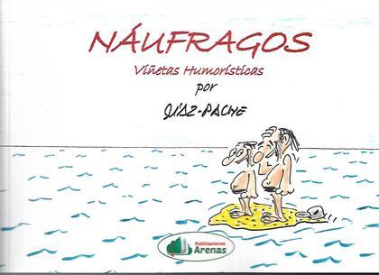 NAUFRAGOS- VIÑETAS HUMORISTICAS.