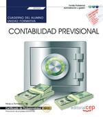 CUADERNO ALUMNO CONTABILIDAD PREVISIONAL UF0334 CERTIFICADO.
