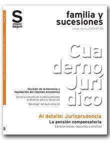 LA PENSIÓN COMPENSATORIA : CARACTERÍSTICAS, REQUISITOS Y SOLICITUD