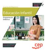 CUERPO DE MAESTROS. EDUCACIÓN INFANTIL. PROGRAMACIÓN DIDÁCTICA.