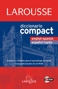 DICCIONARIO COMPACT ENGLISH-SPANISH, ESPAOL-INGLS