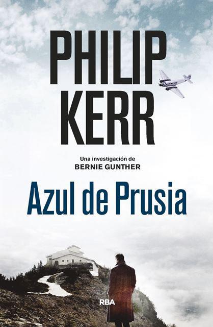 AZUL DE PRUSIA (BERNIE GUNTHER, 12).