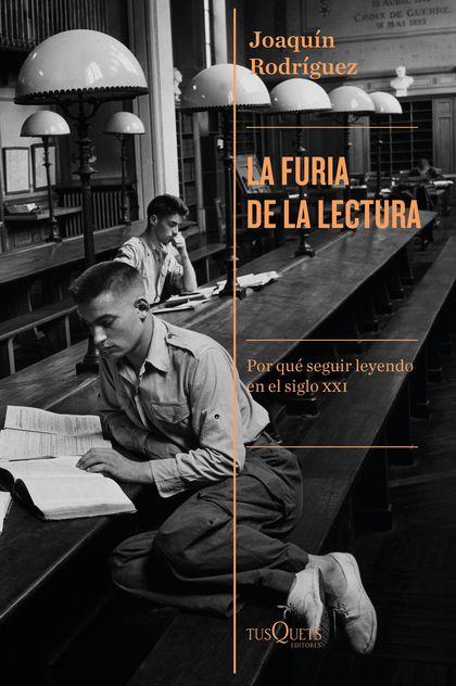 LA FURIA DE LA LECTURA.