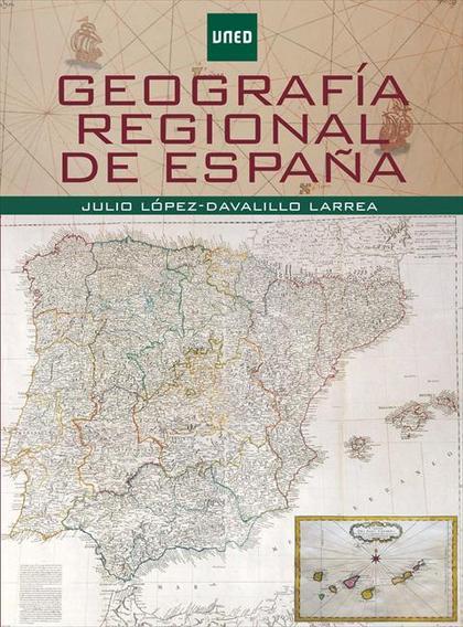 GEOGRAFÍA REGIONAL DE ESPAÑA