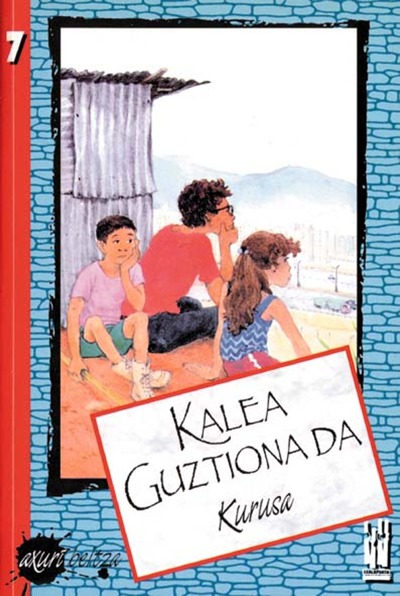 KALEA GUZTIONA DA