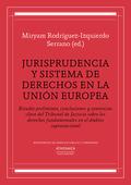 JURISPRUDENCIA Y SISTEMA DE DERECHOS EN LA UNIÓN EUROPEA : ESTUDIO PRELIMINAR, CONCLUSIONES Y S