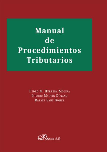 MANUAL DE PROCEDIMIENTOS TRIBUTARIOS.