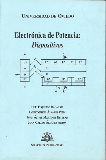 ELECTRÓNICA DE POTENCIA : DISPOSITIVOS
