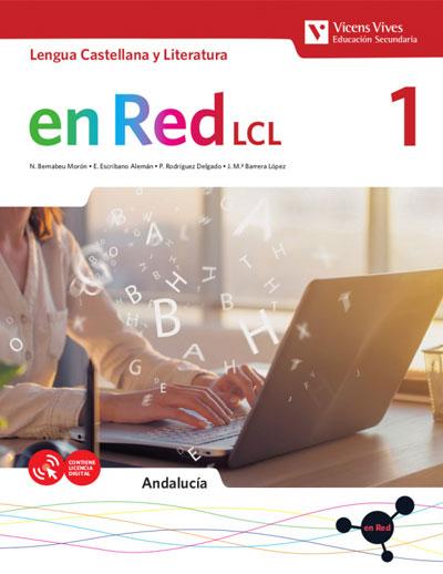 LENGUA CASTELLANA Y LITERATURA 1º ESO ANDALUCIA 20 EN RED