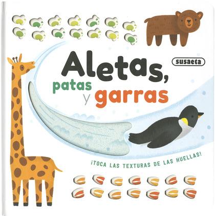 ALETAS, PATAS Y GARRAS.