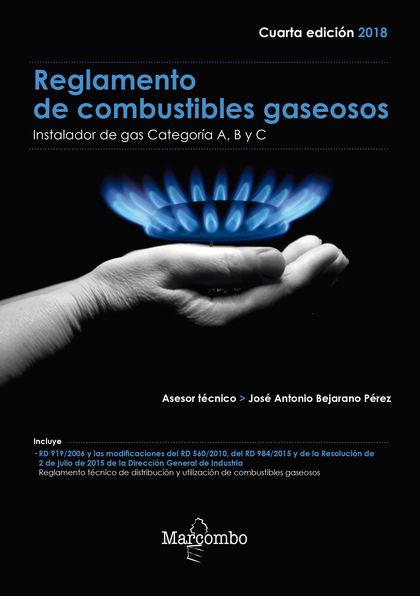REGLAMENTO DE COMBUSTIBLES GASEOSOS 4/E