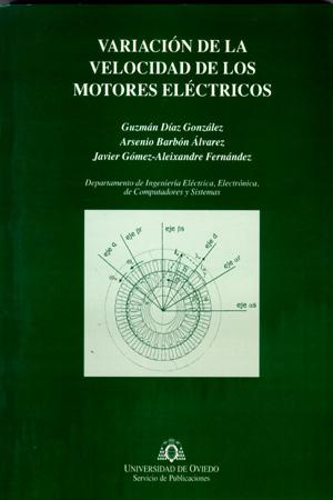 VARIACIÓN DE LA VELOCIDAD DE LOS MOTORES ELÉCTRICOS