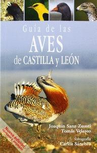 GUÍA DE LAS AVES DE CASTILLA Y LEÓN.