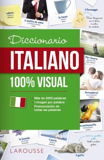 DICCIONARIO DE ITALIANO 100% VISUAL.