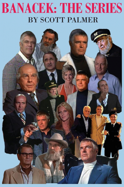BANACEK. THE SERIES