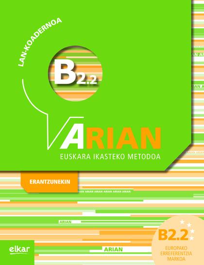ARIAN B2.2 LAN-KOADERNOA.