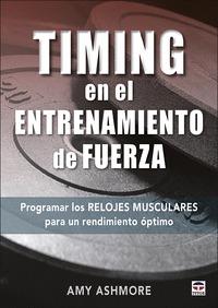 TIMING EN EL ENTRENAMIENTO DE FUERZA.