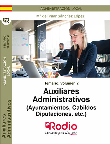 AUXILIARES ADMINISTRATIVOS (AYUNTAMIENTOS, CABILDO