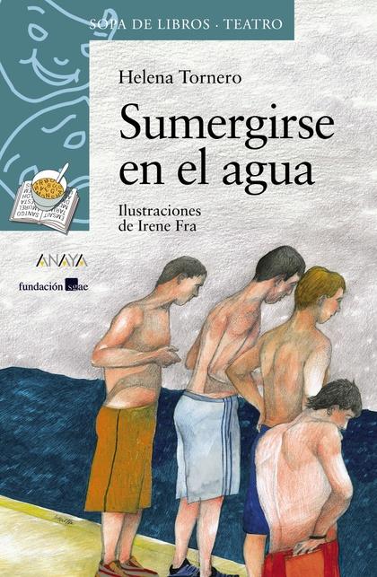SUMERGIRSE EN EL AGUA
