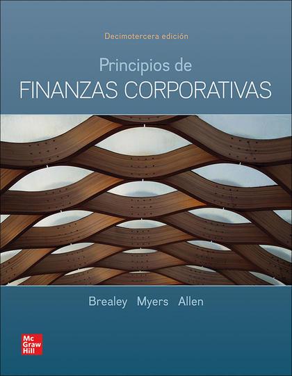PRINCIPIOS DE FINANZAS CORPORATIVAS CON CNCT 12 MESES