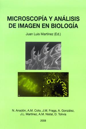 MICROSCOPÍA Y ANÁLISIS DE IMANGE EN BIOLOGÍA