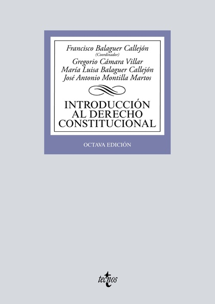 INTRODUCCIÓN AL DERECHO CONSTITUCIONAL.