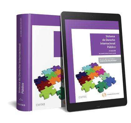 SISTEMA DE DERECHO INTERNACIONAL PÚBLICO (PAPEL + E-BOOK).