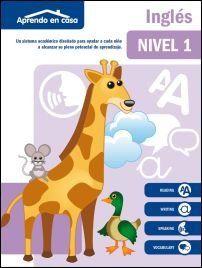 APRENDO EN CASA INGLES PASO A PASO (NIVEL1)