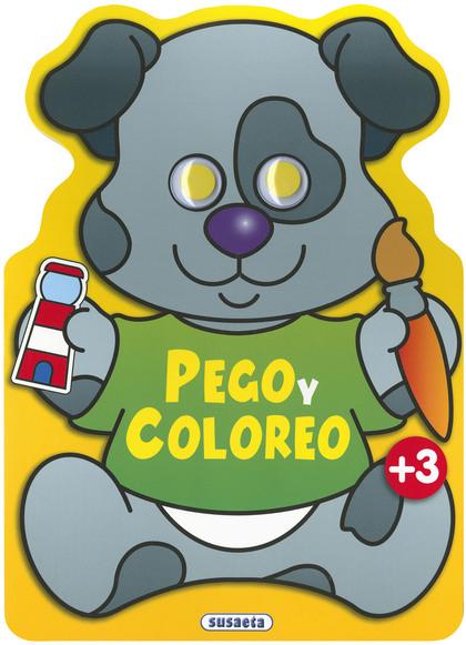 PEGO Y COLOREO ANIMALES 4.