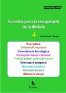 EXERCICIS PER A LA RECUPERACIÓ DE LA DISLEXIA-4. A PARTIR DE 12 ANYS