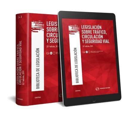LEGISLACIÓN SOBRE TRÁFICO CIRCULACIÓN Y SEGURIDAD VIA