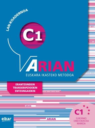 ARIAN C1 LAN-KOADERNOA (+ERANTZUNAK).