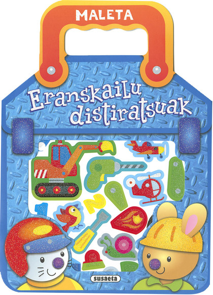 ERANSKAILU ERAMANGARRIAK (MALETA).