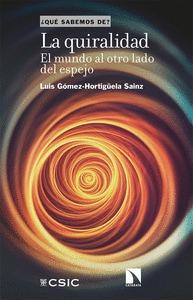 LA QUIRALIDAD, EL MUNDO AL OTRO LADO DEL ESPEJO