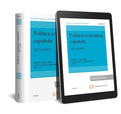POLÍTICA ECONÓMICA DE ESPAÑA (DÚO).