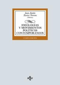 IDEOLOGÍAS Y MOVIMIENTOS POLÍTICOS CONTEMPORÁNEOS.