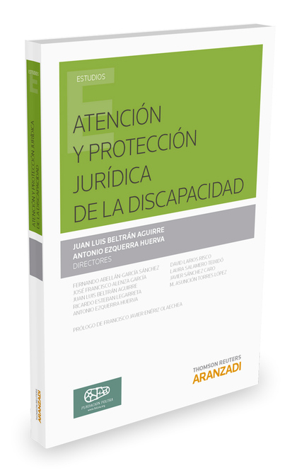 ATENCIÓN Y PROTECCIÓN JURÍDICA DE LA DISCAPACIDAD.