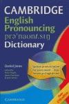 ENGLISH PRONOUNCING DICCIONARIO CD ROM