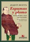 ESPUMAS Y PLOMO                                                                 CARTAS SIN SOBR