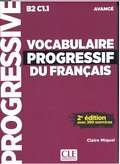 VOCABULAIRE PROGRESSIF DU FRANÇAIS (+ CD) - 2º EDITION.