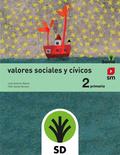 SD PROFESOR. VALORES SOCIALES Y CÍVICOS. 2 PRIMARIA. SAVIA.
