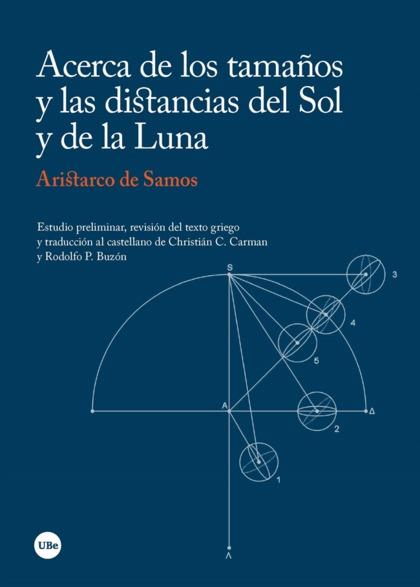 ACERCA DE LOS TAMAÑOS Y LAS DISTANCIAS DEL SOL Y DE LA LUNA