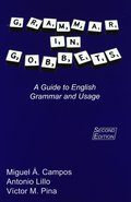 GRAMMAR IN GOBBETS. A GUIDE TO ENGLISH GRAMMAR AND USAGE