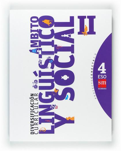LIR ALUMNO: DIVERSIFICACIÓN CURRICULAR, ÁMBITO LINGÜÍSTICO Y SOCIAL II. 4 ESO. C.