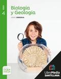LIBROMEDIA PLATAFORMA ALUMNO BIOLOGÍA Y GEOLOGÍA 4ESO ZUBIA CASTELLANO.