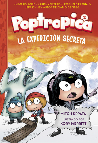 LA EXPEDICIÓN SECRETA