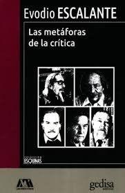 METÁFORAS DE LA CRÍTICA, LAS.